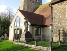 Church at Addington